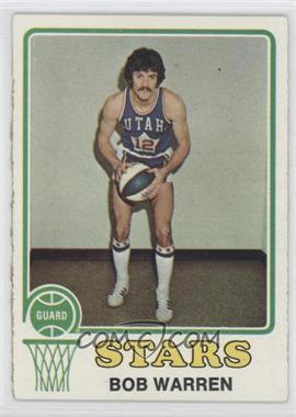1973-74 Topps #196 - Bob Warren