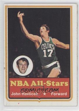 1973-74 Topps #20 - John Havlicek
