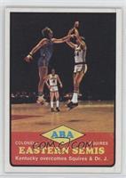 ABA Eastern Semi-Finals