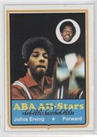 ABA All-Stars (Julius Erving)