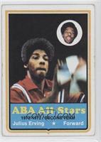 ABA All-Stars (Julius Erving) [GoodtoVG‑EX]