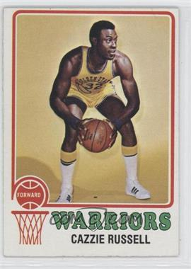 1973-74 Topps #41 - Cazzie Russell