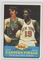 NBA Eastern Finals (Willis Reed, Hank Finkel)