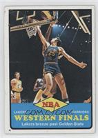 NBA Western Finals (Lakers vs. Warriors) [PoortoFair]