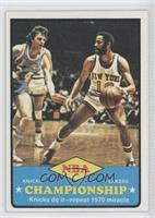 NBA Championship (Knicks Vs. Lakers)