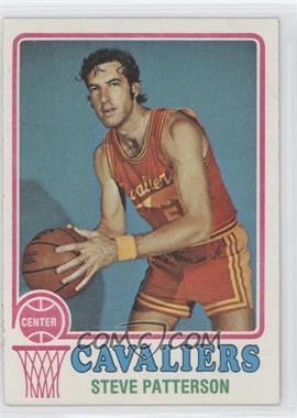 1973-74 Topps #73 - Steve Patterson