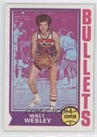 Walt Wesley