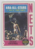 ABA All-Stars (Julius Erving) [Poor to Fair]