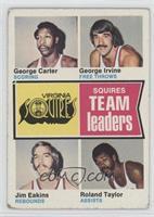 George Carter, George Irvine, Jim Eakins, Ronald Taylor, Roland Taylor [Good&nb…