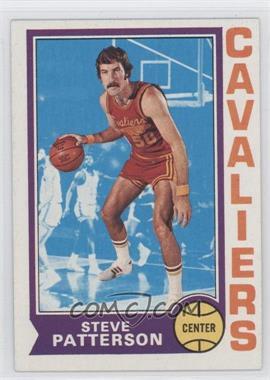 1974-75 Topps - [Base] #24 - Steve Patterson