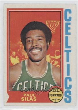 1974-75 Topps - [Base] #9 - Paul Silas