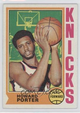 1974-75 Topps #122 - Howard Porter