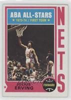 ABA All-Stars (Julius Erving) [Good to VG‑EX]
