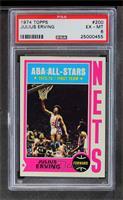 ABA All-Stars (Julius Erving) [PSA6]