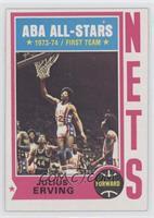 ABA All-Stars (Julius Erving)