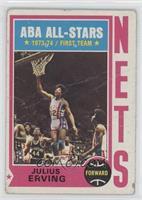ABA All-Stars (Julius Erving) [Poor]