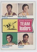 Ralph Simpson, Byron Beck, Dave Robisch, Al Smith [GoodtoVG‑E…
