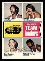 George Carter, George Irvine, Jim Eakins, Ronald Taylor [EX]