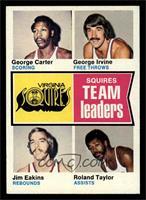 George Carter, George Irvine, Jim Eakins, Ronald Taylor [EXMT]