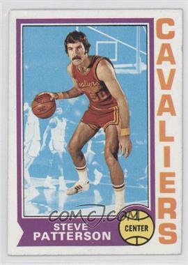 1974-75 Topps #24 - Steve Patterson