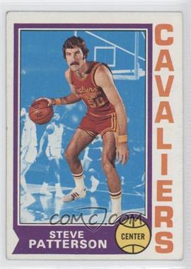 1974-75 Topps #24 - Steve Patterson [GoodtoVG‑EX]