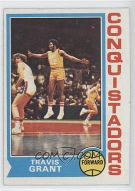 1974-75 Topps #259 - Travis Grant