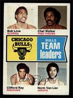 Bob Love, Chet Walker, Clifford Ray, Norm Van Lier [EX]