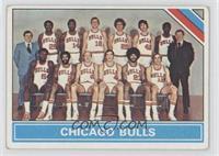Chicago Bulls Team Checklist