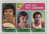 Billy Shepherd, Louis Dampier, Al Smith