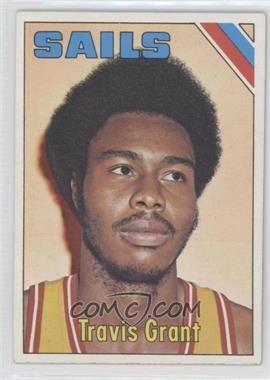 1975-76 Topps - [Base] #245 - Travis Grant