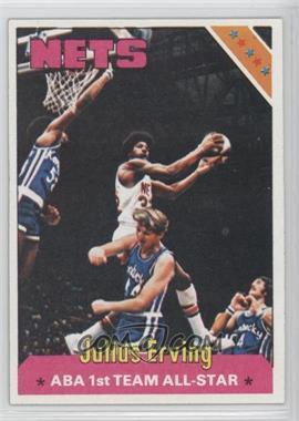 1975-76 Topps - [Base] #300 - Julius Erving