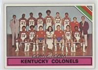Kentucky Colonels (ABA) Team