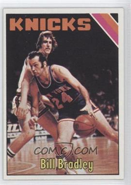 1975-76 Topps - [Base] #37 - Bill Bradley