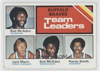 Bob McAdoo, Jack Marin, Randy Smith [Good to VG‑EX]