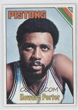 1975-76 Topps #138 - Howard Porter