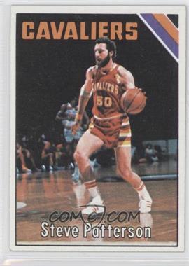 1975-76 Topps #193 - Steve Patterson
