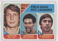 Don Nelson, Butch Beard, Rudy Tomjanovich [GoodtoVG‑EX]