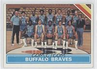 Buffalo Braves Team Checklist