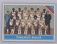 Chicago Bulls Team Checklist [NearMint‑Mint]