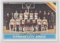 Kansas City Kings Team [GoodtoVG‑EX]