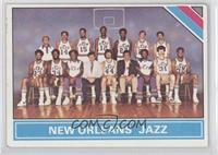 New Orleans Jazz Team