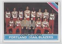 Portland Trail Blazers Team Checklist