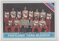 Portland Trail Blazers Team Checklist