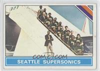 Seattle SuperSonics Team [Good to VG‑EX]