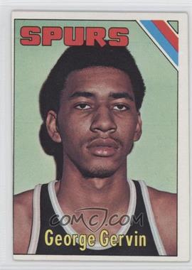 1975-76 Topps #233 - George Gervin