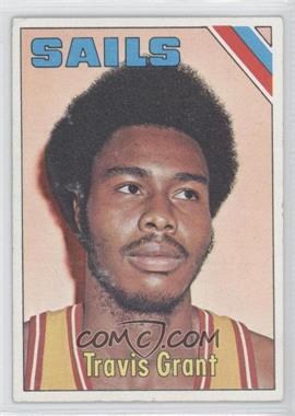 1975-76 Topps #245 - Travis Grant