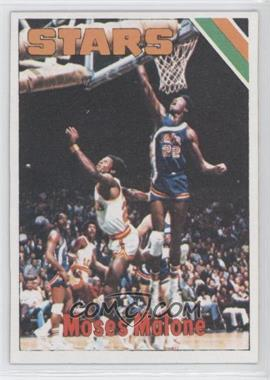 1975-76 Topps #254 - Moses Malone