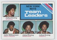Julius Erving, John Williamson