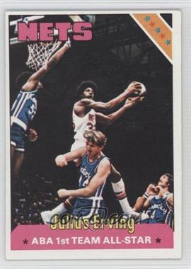 1975-76 Topps #300 - Julius Erving