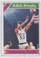 1974-75 ABA Finals (Artis Gilmore) [GoodtoVG‑EX]